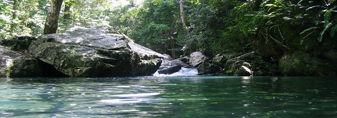 Stoney Creek, Cairns, Australia