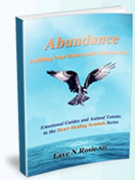 Abundance, Spirit Author, Faye Rosie