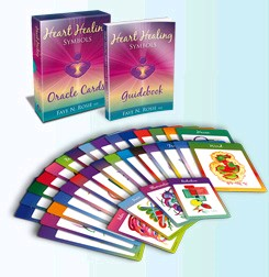 Heart Healing Symbol Cards - Accessing the Higher Consciousness