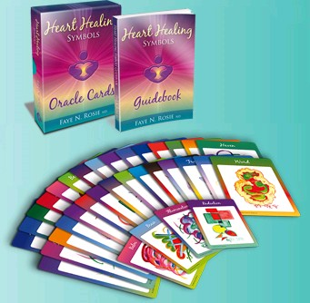 Shamanic healing and tansformation cards